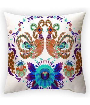 Декоративная подушка Півники-1