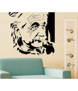 Эйнштейн.Einstein sticker