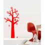 Виниловая наклейка на стену Дерево и птички