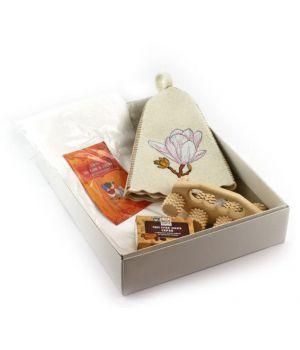 Подарунковий набір для бані, сауни, 78251