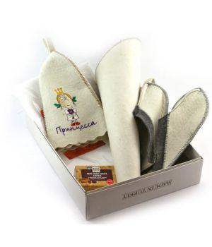 Подарунковий набір для бані, сауни, 78214