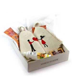 Подарунковий набір для бані, сауни, 78224