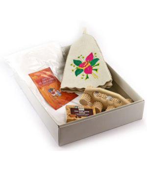 Подарочный банный набор для сауны, 78255