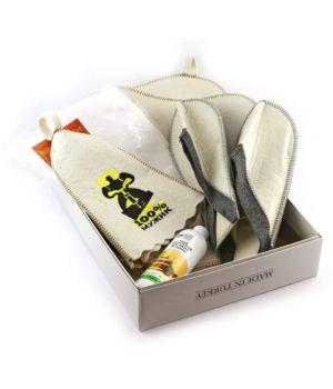 Подарунковий набір для бані, сауни, 78216