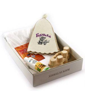 Подарунковий набір для бані, сауни, 78257