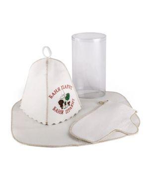 Подарочный банный набор для сауны, 78208