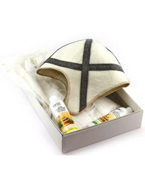 Подарочный банный набор для сауны, 78248