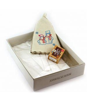 Подарунковий набір для бані, сауни, 78268
