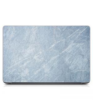 Стикер на ноутбук Мрамор, серый Матовый