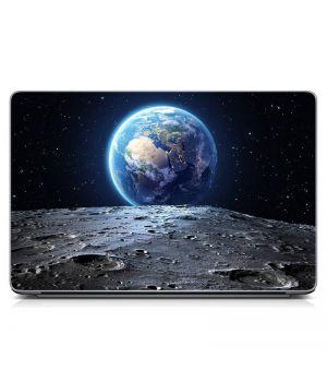 """Універсальна наклейка для ноутбука 15.6""""-13.3"""" Космос, композиція Матовий 380х250 мм"""