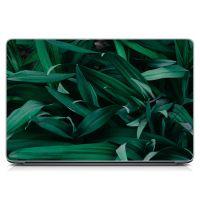 Стикер на ноутбук Зелень Матовый