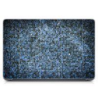 Стикер на ноутбук Креативная абстракция Матовый