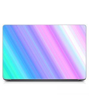 """Универсальная наклейка на ноутбук 15.6""""-13.3"""" Абстракция Матовая 380х250 мм"""
