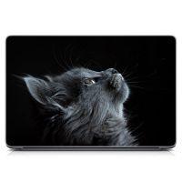 """Універсальна наклейка для ноутбука, 13.3""""-17.3"""" 400x260 мм Кіт Матовий"""