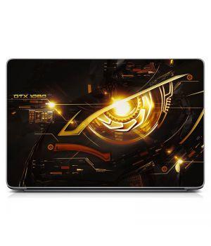 Виниловый стикер для ноутбука IT style Матовый