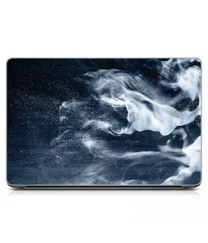 """Універсальна наклейка для ноутбука, 13.3""""-17.3"""" 400x260 мм Димка Матовий"""
