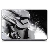 Стикер на ноутбук Star wars Матовый