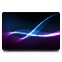 "Универсальная наклейка на ноутбук 15.6""-13.3"" 3Д абстракция Матовый 380х250 мм"