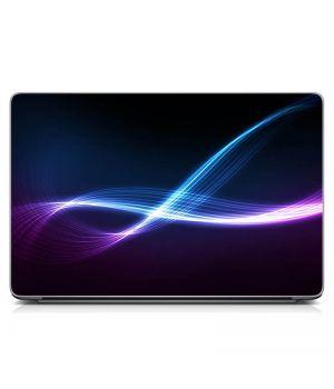 "Універсальна наклейка для ноутбука 15.6""-13.3"" 3Д абстракція Матовий 380х250 мм"