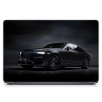 Виниловый стикер для ноутбука Авто Матовый