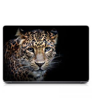 Виниловый стикер на ноутбук Гепард Матовый