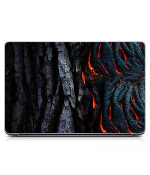 Стикер на ноутбук Текстура дерево Матовый