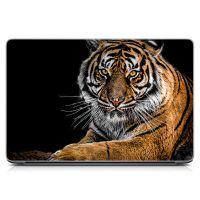 Стикер на ноутбук Тигр Матовый