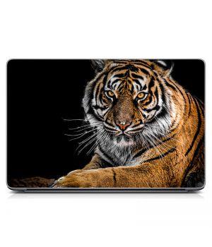 "Універсальна наклейка для ноутбука 15.6""-13.3"" Тигр Матова 380х250 мм"