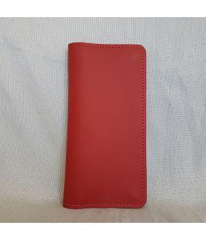 Портмоне v.2.0. красный (кожа)