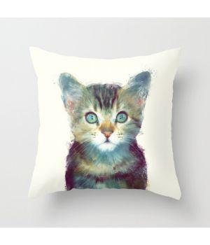 Диваная подушка Cat Aware