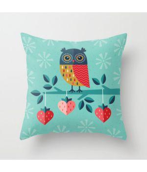 Подушка на диван OWL ALWAYS LOVE YOU