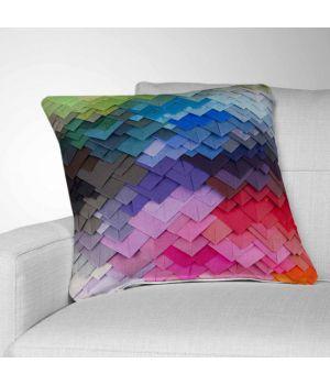 Декоративная подушка с рисунком 3d Envelopes