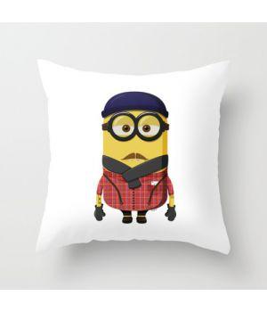 подушка декоративная Hipster Minion