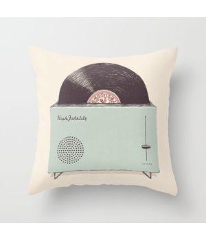 Подушка на диван High Fidelity Toaster