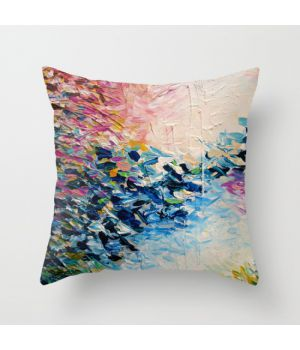 Подушка на диван PARADISE DREAMING Colorful Pastel