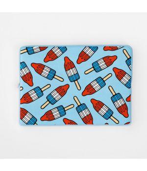Стильный чехол для ноутбука Rocket Popsicle Pattern