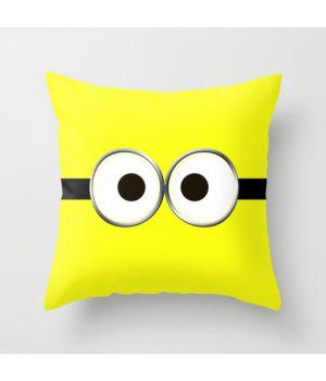 Подушка на диван minion