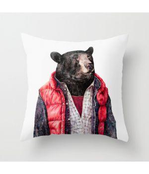 Подушка Black Bear