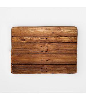 Стильный чехол для ноутбука Деревянные доски