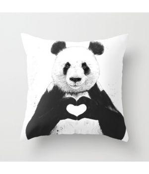 Диваная подушка All you need is love