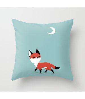 Декоративная подушка Moon Fox