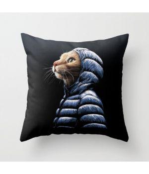 Декоративная подушка COOL CAT