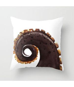 Подушка на диван Octopus Tentacle