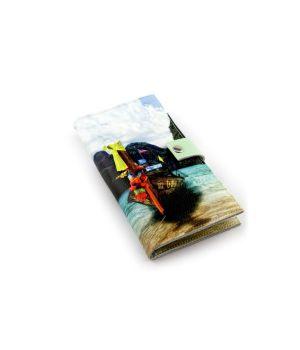 Шкіряний тревел органайзер для подорожей, 78021