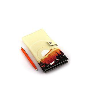 Шкіряний тревел органайзер для подорожей, 78019