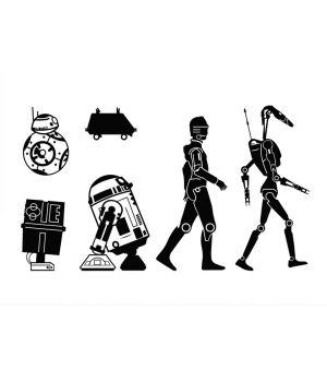 Эволюция роботов (Звездные войны)