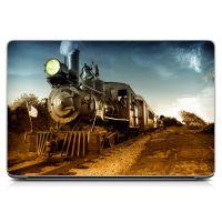 Наклейка на ноутбук - Locomotive