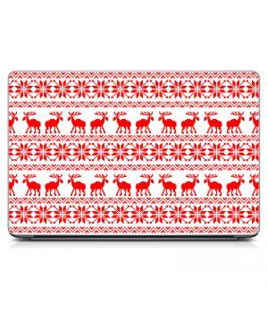 Наклейка на ноутбук - Deers