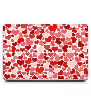 Наклейка на ноутбук - Sweet Heart