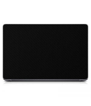 """Универсальная наклейка для ноутбука, 13.3""""-17.3"""" 400x260 мм Black Carbon Матовая"""